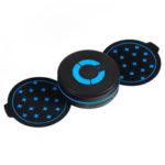 New              4 Modes 10 Levels Mini Electric Shoulder Neck Massage Pad Cervical Vertebra Waist Arm Leg Massager