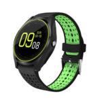 New              Bakeey V9 HD Screen Wristband SIM Card Camera bluetooth Music Information Push Smart Watch