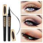 New              High Quality Smudge-proof Eyeliner Pen Big Eyes Makeup Cosme