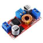 New              5pcs DC-DC 5-32V to 0.8-30V Power Supply Step Down Module Adjustable Buck Regulator 5A Constant LED Driver Battery Charging Voltage Board