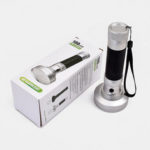 New              LED UV Flashlight Portable Torch Light Ultraviolet Lamp Blacklight Detector For Clean Sterilize UV Sterilizer Lamp