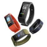 New              Original Xiaomi Redmi Band 1.08′ Large Screen Display Wristband bluetooth Music Control Fitness Tracker Smart Watch Chinese Version
