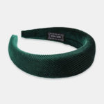 New              Sponge Solid Color Headband