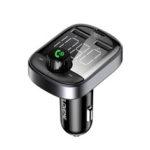 New              FLOVEME 15W PD3.0 Type C bluetooth FM Transmitter USB Car Charger For iPhone XS 11Pro Huawei P30 Pro Mate 30Pro Xiaomi Mi10 Redmi K30 5G