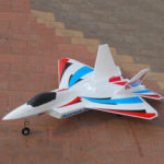 New              F22 720mm Wingspan 64mm Ducted Fan EDF Jet EPO RC Airplane Aircraft KIT