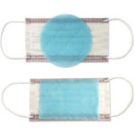 New              50Pcs Disposable Mask Gasket Replacement Pad for Anti-Dust Filter Protection