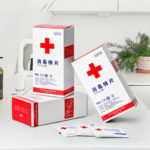 New              50Pcs 3*6cm Virus Disinfection Sterile Disposable Alcohol Prep Pads Phone Laptop Tablet Cleaning Wipes