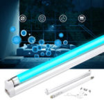 New              220V UV LED lamp Tube Germicidal Sterilizer Quartz Ultraviolet Light Home Hotel UV Sterilizer Lamp