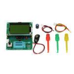 New              EZM328 GM328R LCD Digital Transistor Tester ESR Frequency LCR NPN PNP Diode Capacitor Meter PWM Squarer Wave Genera Measure Resistors
