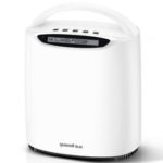 New              yuwell 220V 1-5L / min Portable Oxygen Concentrator Air Purifier O2 Generators MINI Oxygen Machine Home Oxygen Machine Medical equipment For Elderly