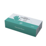 New              APIYOO 100 Pcs PVC Disposable Medical Protection Gloves