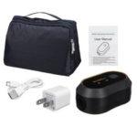 New              Mini CPAP Cleaner Ozone Sterilizer Portable 2600mAh Li-ion Battery Disinfector