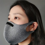 New              Dustproof Windproof Anti Smog Anti PM2.5 Anti Droplets Face Mask