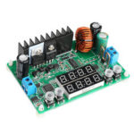 New              DP30V5A-L Constant Voltage Current Step Down Programmable Power Supply Module Buck Voltage Converter Regulator LED Display