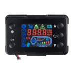 New              Parking Controller Air Diesel Heater LCD Switch W/4 Button Remote Control