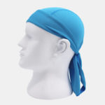 New              Quick-drying Turban Perspiration Breathable Sunscreen Outdoor Riding Pirate Hat Bandana Head Bands