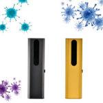 New              Portable Handheld LED UV Sterilization Lamp Mini Disinfectio