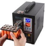 New               SUNKKO 737G 220V Battery Spot Welder Hand Held Welding Machine with Pulse & Current Display