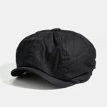New              Men Cotton Newsboy Cap