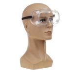 New              Goggles Eye Protection Glasses Dust-proof & Windbreak & Anti-Spatter & Anti-impact Lab Work