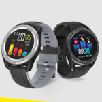 New              Bakeey M17 1.4 Inch HD Full Touch Wristband Blood Pressure Monitor 10 Sport Modes Tracker Smart Watch