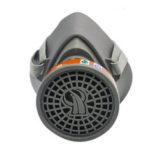 New              Reusable Gas Mask Face Nose Filters Respirator Reusable Air Spraying Protection