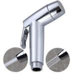 New              Multifunctional Toilet Companion Flushing Spray Press-free Toilet Pressurized Handheld Bidet Wash Nozzle Set