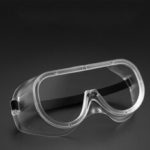 New              Full Safety Goggles Anti-fog Anti-splash Glasses