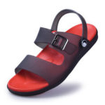 New              Men Casual Daily Shoe Soft Beach Slip On Sandals