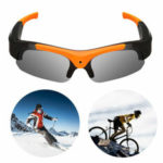 New              Bakeey 32GB HD 1080P Mini DVR Sunglasses with Camera Glasses Eyewear Video Recorder