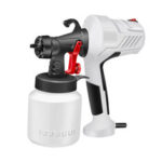 New              650W 800ML Multi-function Handheld Paint Spraying Machine Electric Paint Sprayer Wall Car Paint Tool