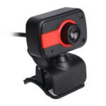 New              USB HD Webcam Camera With Microphone Auto Focus for Computer PC Laptop Desktop