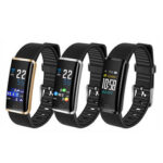 New              R9 HD Color Screen Smart Wristband Heart Rate Blood Pressure Monitor Camera Control Smart Watch