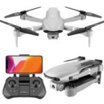 New              F3 Optical Flow 4K Dual Lens Camera GPS Positioning HD Aerial Drone Foldable RC Quadcopter RTF