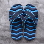 New              Men Casual Opened Toe Soft Massage Beach Slippers