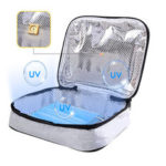 New              Portable UV Sterilizer Box UV Lamp Phone Sterilizer Disinfection For Smart Phone Watch Underwear Mask Toothbrush