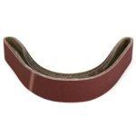 New              10pcs 760*40mm Sanding Belt 60/120/240/320/600 Grit Sanding Belt Abrasive Tools