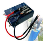 New              Mini Circuit Board Spot Welder 18650 Battery Box Assembly Portable DIY Welding Machine