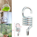 New              304 Steel Extension Spring Weight Capacity 300kg For Hammock Chair Swing