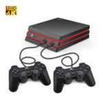 New              DATA FROG Y3 64 Bit 4K HDMI TV Output Built-in 600 Classic Games Retro Video Game Console
