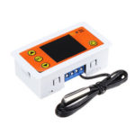 New              W3231 Incubator Temperature Controller Thermometer Cool/Heat Digital Dual Display with NTC Sensor AC 110-220V/DC12V/DC 24V