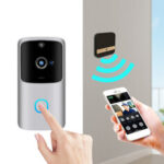 New              1080P HD Wireless Wifi Smart Doorbell Camera  PIR Bell Security Home + Chime