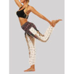 New              Women Ethnic Style Beach Sport Bloomers Casual Loose Yoga Pants