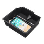 New              Car Storage Box Console  Armrest Center Phone Cup Holder For Ford Ranger 2012-2019