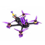New              Eachine LAL 5style 220mm 6S Freestyle 5 Inch FPV Racing Drone PNP/BNF F4 Bluetooth FC Caddx Ratel 2307 1850KV Motor 50A Blheli_32 ESC