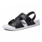 New              Men's Casual Thick Bottom Non-slip Outdoor Beach Sandals and Slippers