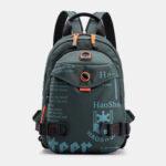 New              Fashion Waterproof Multifunctional Multi-Color Backpack Shoulder Bag Travel Bag For Men