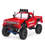 New              VRX RH1053 1/10 Brushed Crawler RC Car Two Speed Change Vehicle Models w/ Light Winch