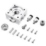 New              Bulldog Extruder Universal All Metal Extruder for Reprap 3D Printer 1.75mm