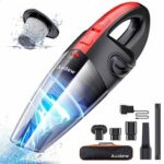 New              AUDEW Rechargeable 3500PA Mini Cordless Handheld Car Vacuum Cleaner for Car Home